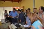 Policia entrega llave a nuevas autoridades del HCD