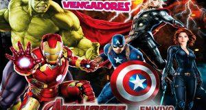 SUPERHEROES VENGADORES
