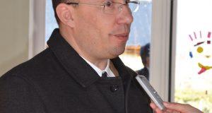 Fernando Menchi Ministro de Educación del Chubut