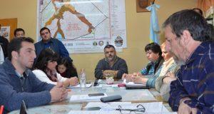 Resultado de imagen para concejo deliberante de el  El Hoyo.